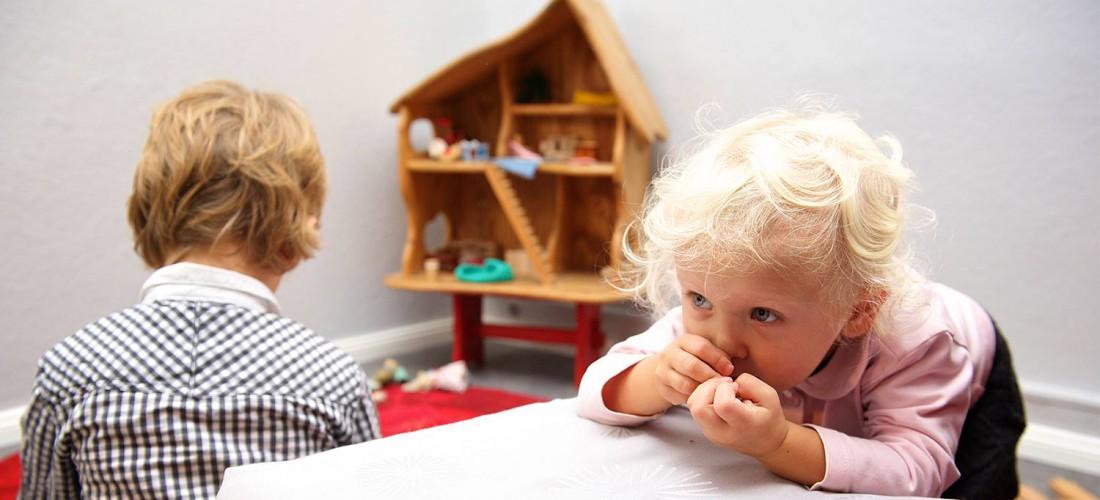 Wir bieten Kinderzahnheilkunde